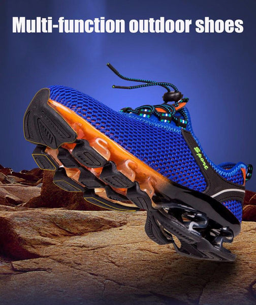 Men's Shoes - Super Cool Breathable Running Shoes Outdoor Sport Professional Training Sneakers