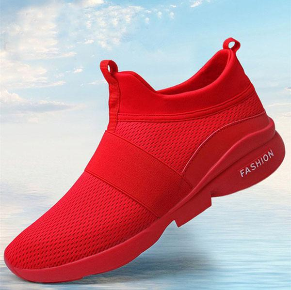 Shoes - New Fashion Men's Breathable Casual Running Shoes