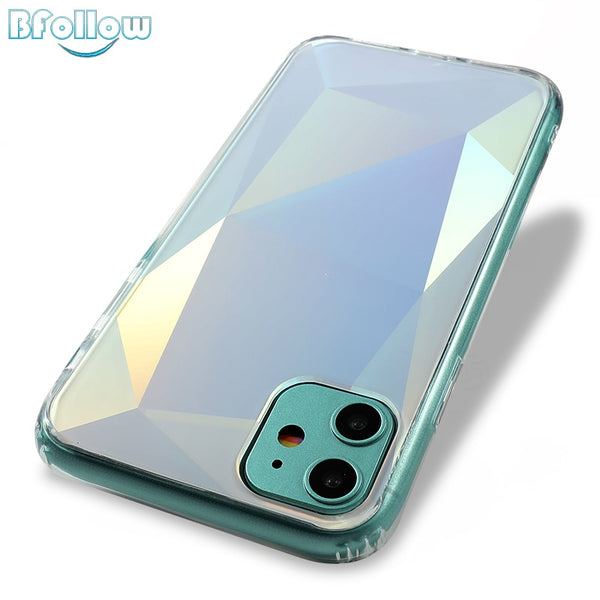 Jollmall Phone Case - Diamond 3D mirror Case