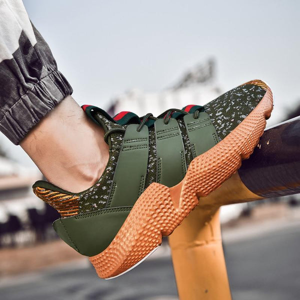 Men Shoes - Fashion Camouflage Mixed Colors Men Footwear(Buy 2 Get 10% off, 3 Get 10% off Now)