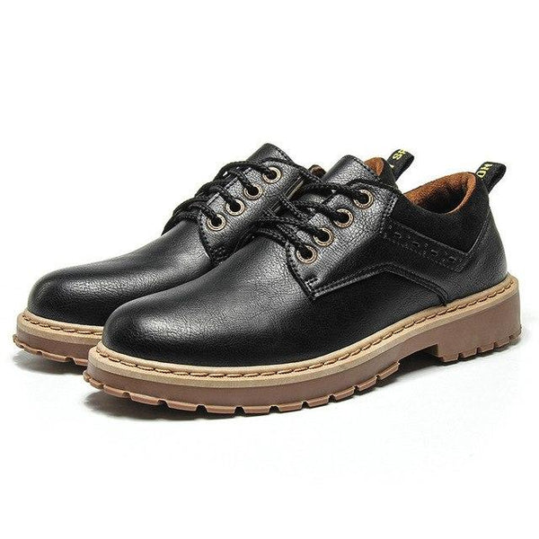 Shoes - New Oxfords Brogue Man Shoes