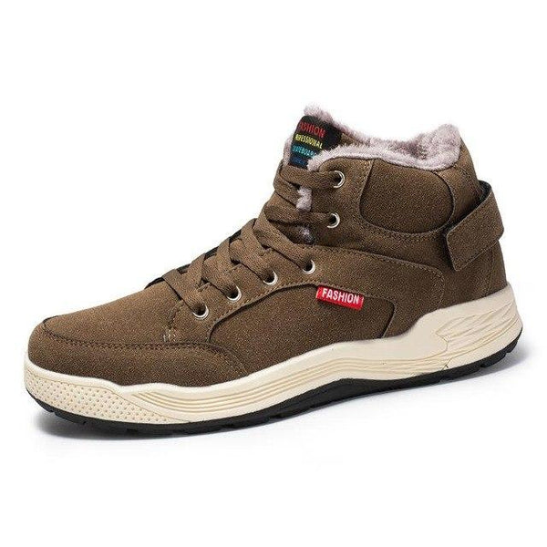Shoes - Men Snow Boots Warm Sneakers