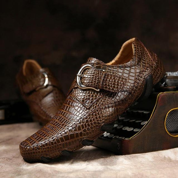 Shoes - Loafers Casual Genuine Leather