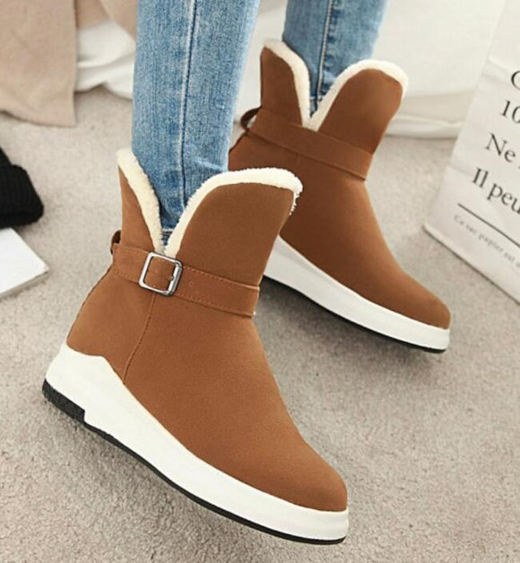 Shoes - 2018 Women's High Quality Fashion Fur Casual Boots(BUY ONE GET ONE 20% OFF)