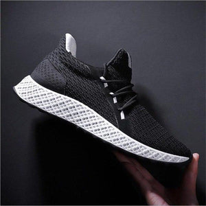 Shoes - Fashion Men's Lightweight Mesh Breathable Sneakers