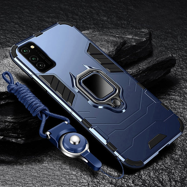 Jollmall Phone Case - Hard PC With Stand Armor protect Back Cover Case for samsung