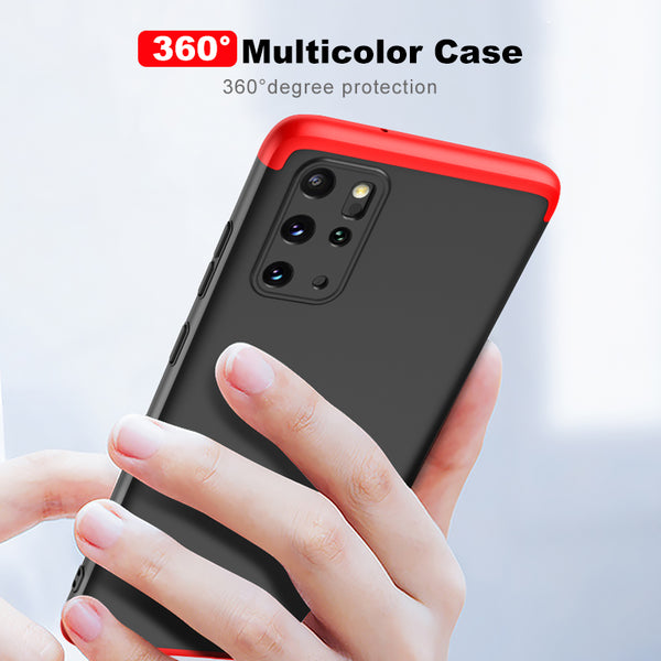 Jollmall Phone Case - 360 Full Protection Cover For Samsung