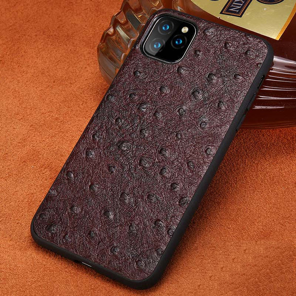 Jollmall Phone Case - Genuine Leather case For Iphone(Buy 2 Get 10% off, 3 Get 15% off Now)