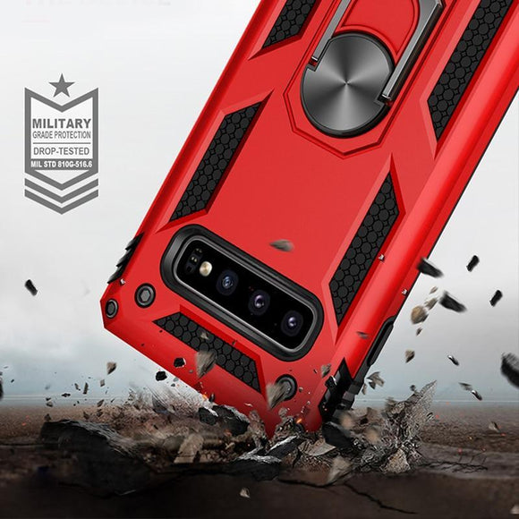 Phone Case - Kickstand Magnetic Car Holder Case