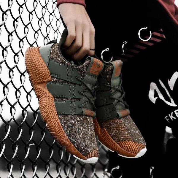 Shoes - Hot Sale Fashion Light Camouflage Lace-up Casual Shoes