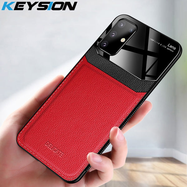 Jollmall Phone Case - New Leather Case for Samsung Galaxy S20