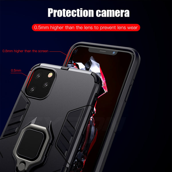 Phone Case - Shockproof Armor Case For iPhone