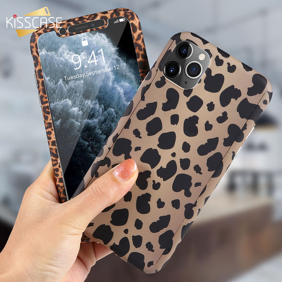 Jollmall Phone Case - Leopard Pattern Phone Case For iPhone