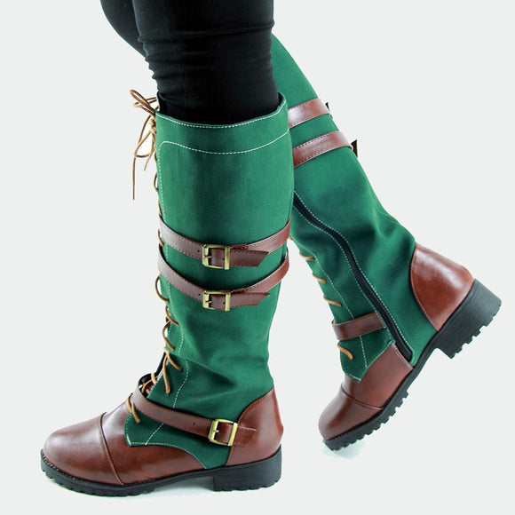 Shoes - 2018 Women's Latest Fashion Knee high Boots