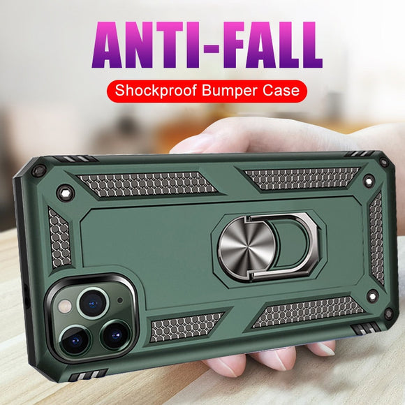Jollmall Phone Case - Luxury Armor Magnetic Back Case For iPhone(Buy 2 Get 10% off, 3 Get 15% off Now)
