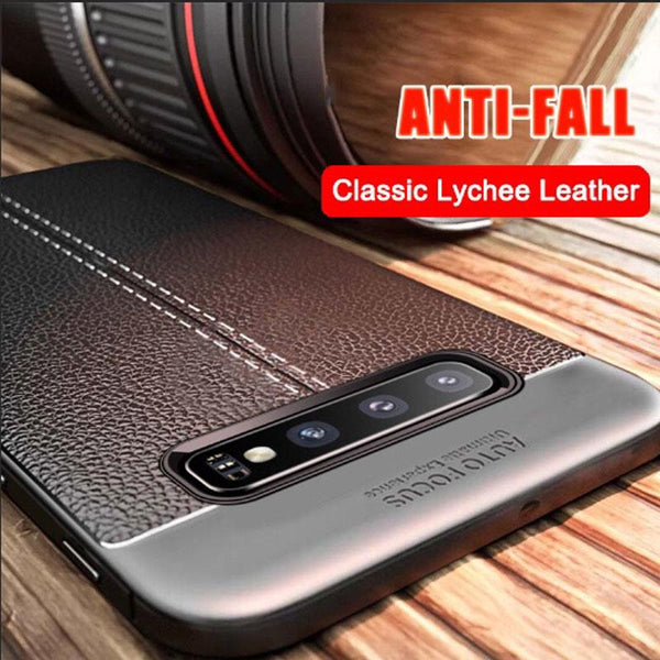 Phone Case - Luxury Leather Soft Case