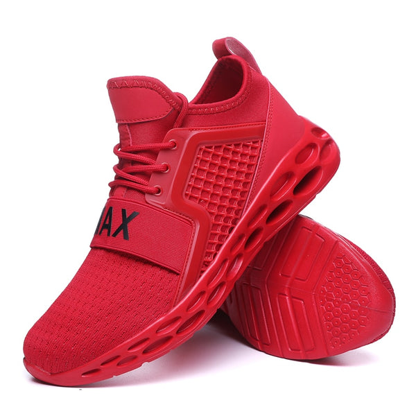 Jollmall Men Shoes - Men Light Weight Running Sneakers