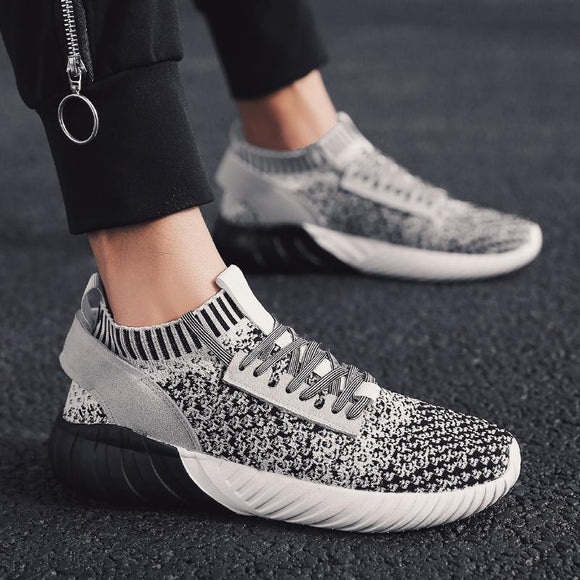 Men Fashion Comfortable Outdoor Walking Sneakers