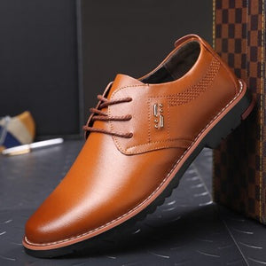 Men Shoes - Handmade Genuine Leather Mens Shoes