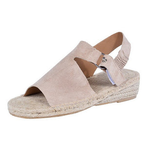 Jollmall Women Shoes - Torridity Flop Chaussures Wedges Sandals