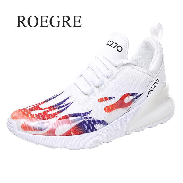 Hot Fashion Outdoor Lace-up Skid-Proof Jogging Shoes