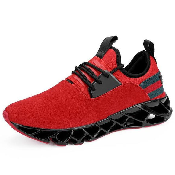 New Autumn Men Breathable Trainers Walking Shoes