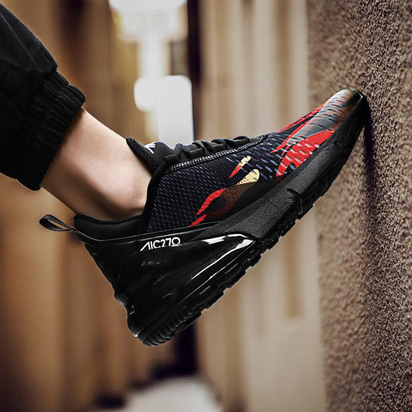 Plus Size Men Fashion Casual Light Running Shoes