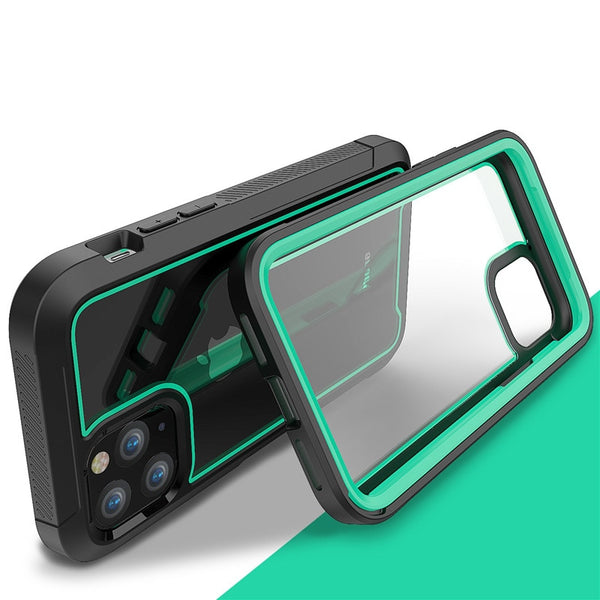 Jollmall Phone Case - Shock Drop Proof Clear Phone Case For iPhone