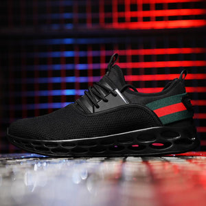 Men's Shoes - 2019 Men Fashion Hot Sale Big Size Running Sports Sneakers Shoes