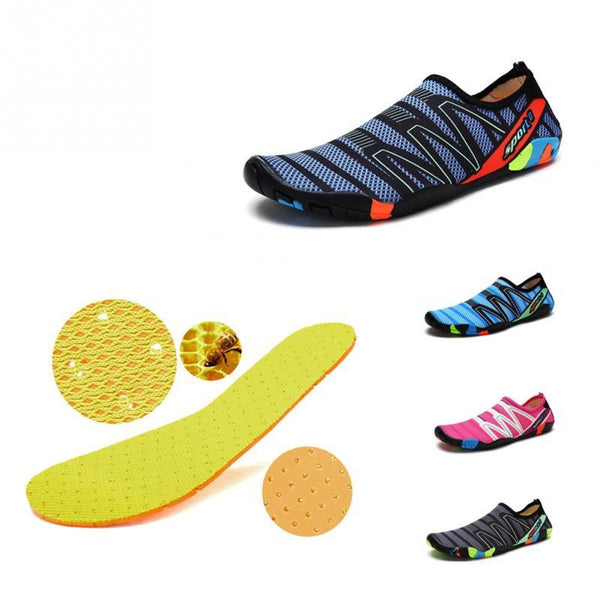 Unisex Swimming Water Beach Surfing Slippers
