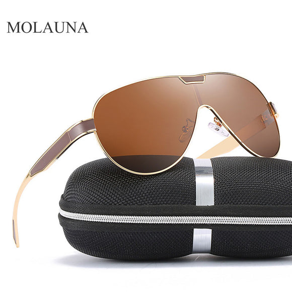 Jollmall Sunglasses - Men Classic Coating Lens Fashion Driving Male Eyewear