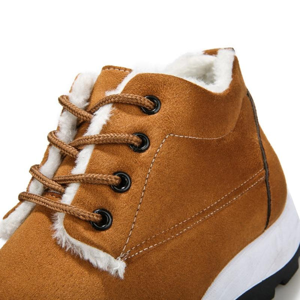 Men's Shoes - Warm Comfortable Snow Boots For Men