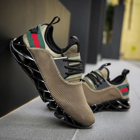 Shoes - Summer Cool Breathable Men Sneakers Shoes