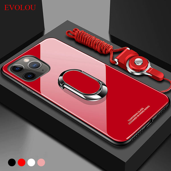 Jollmall Phone Case - Magnet Ring Holder Stand Phone Case(Buy 2 Get 10% off, 3 Get 15% off Now)