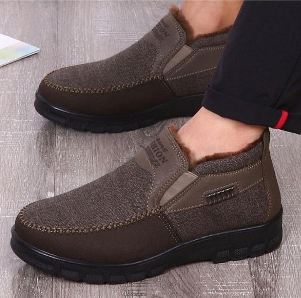 Shoes - Men's Fashion Casual Genuine Leather Shoes
