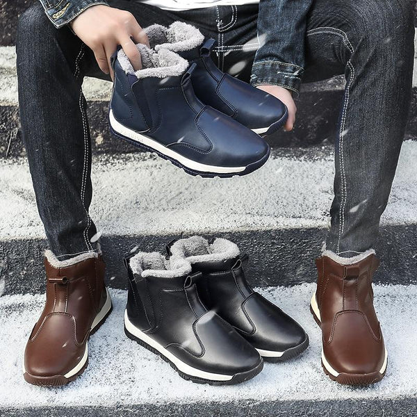 Shoes - Winter Non-slip Comfortable Men Boots