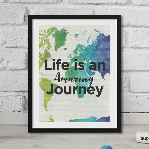 Life Is An Amazing Journey