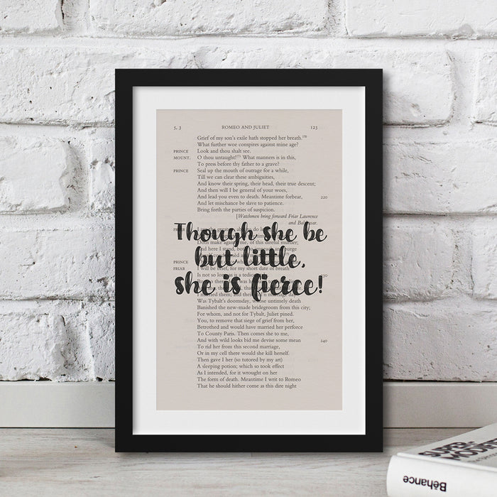 shakespeare gift ideas