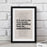 shakespeare book page quote printed framed wall art