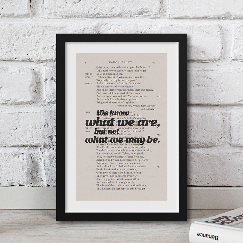 shakespeare gifts ideas for writers