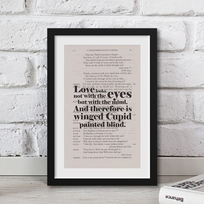 shakespeare gift ideas for readers