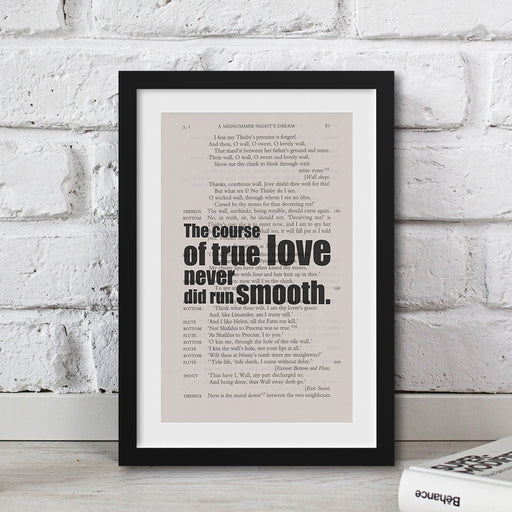 shakespeare gift ideas broken heart quote