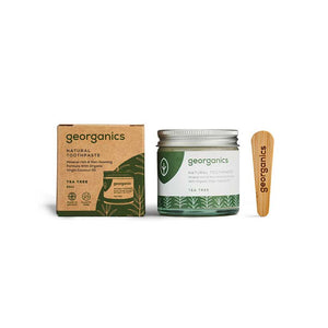 Pasta de Dentes Natural Georganics – Árvore do Chá . 60ml