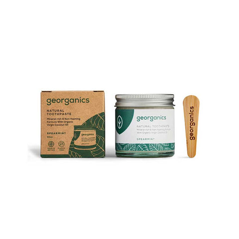 Pasta de Dentes Natural Georganics – Hortelã . 60ml