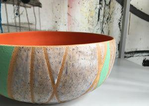 Strings Giant Bowl