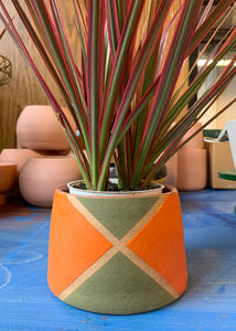 Argyle Colors Planter