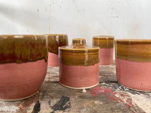 Early Bloomer Tumblers/Vases, Samples - 70% OFF!
