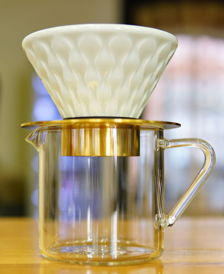 LoveRamic Coffeebrewer