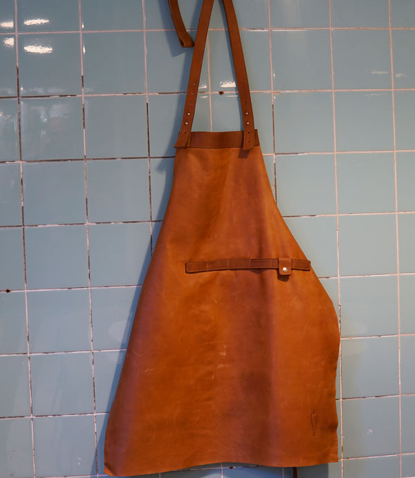 Barista Leather apron
