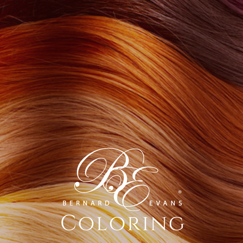 Bernard Evans Celebrity COLORING (Units or Human Hair Clip-Ins) - Single Process, Per Bundle (Services starting from $140). Price shown below is deposit to confirm appointment